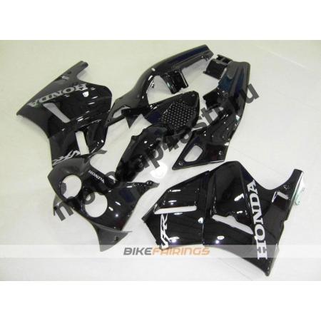 Комплект пластика Honda RVF400 Черный-1.