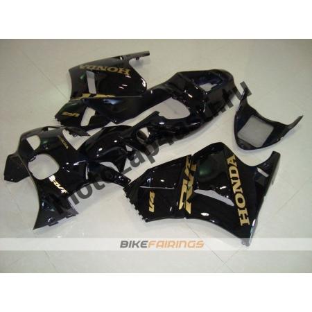 Комплект пластика Honda RVF400 Черный-2.