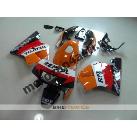 Комплект Мотопластика Honda NSR250 MC21 REPSOL-1.