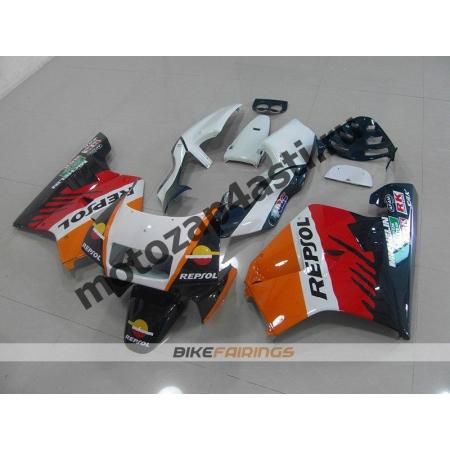 Комплект Мотопластика Honda NSR250 MC21 REPSOL-2.