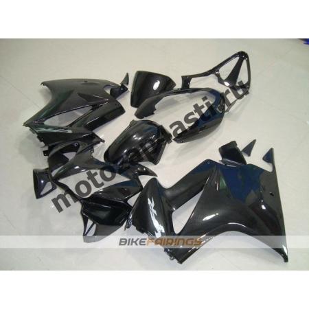 Комплект мотопластика Honda VFR800 02-12  Черный.