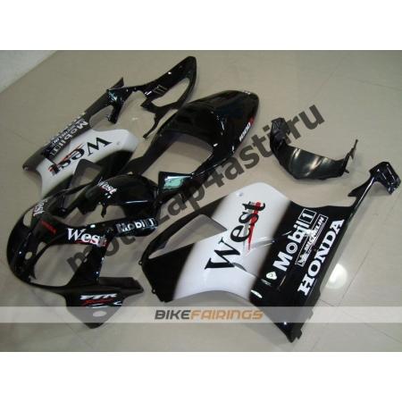 Комплект пластика Honda VTR1000 SP1/SP2 WEST.