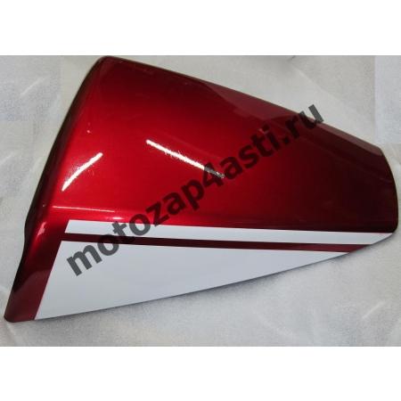 Заглушка Сиденья Honda VFR800 vtec 02-08 красная