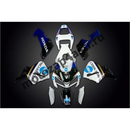Комплект пластика для Honda CBR600rr 05-06 Konica Minolta.