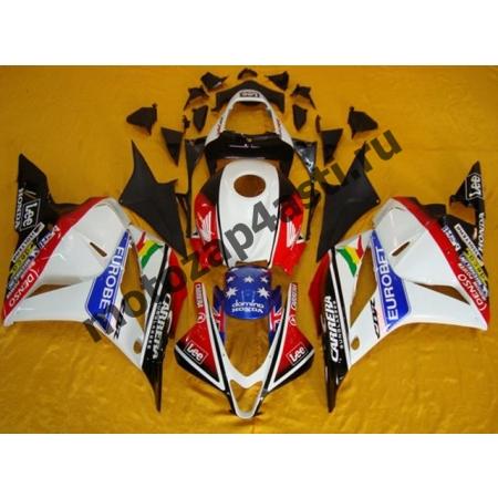 Комплект Мотопластика Honda CBR600RR 07-08 LEE.