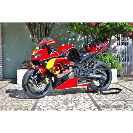 Комплект Мотопластика Honda CBR600RR 05-06 RedBull-2(Red)