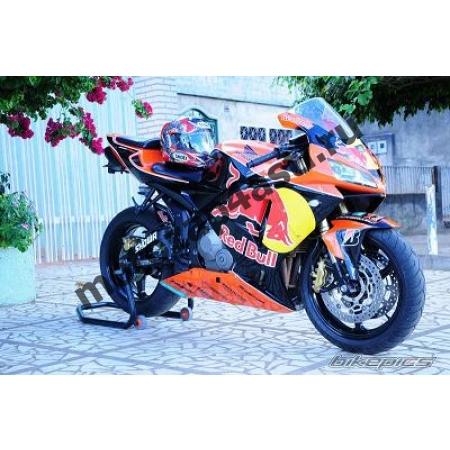Комплект Мотопластика Honda CBR600RR 05-06 RedBull-2(Orange)