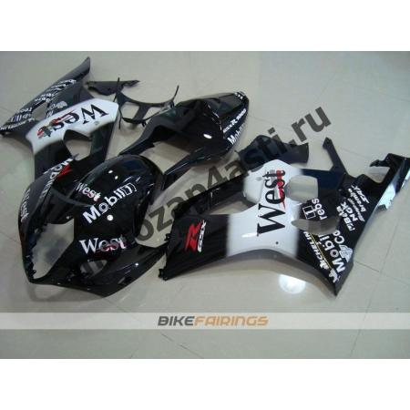 Комплекты пластика Suzuki GSXR1000 03-04 WEST.