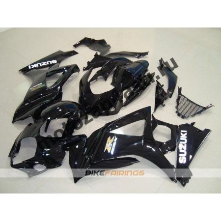 Комплекты пластика Suzuki GSXR1000 07-08 Черный.