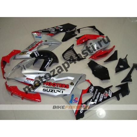 Комплекты пластика Suzuki GSXR1000 07-08 HOOTERS.