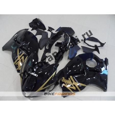 Комплекты пластика Suzuki GSXR1300 HAYABUSA 99-07 Черный.