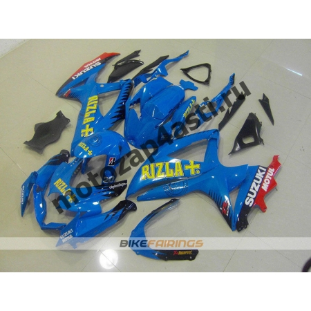 Комплекты пластика Suzuki GSXR600-750 08-09 RIZLA.