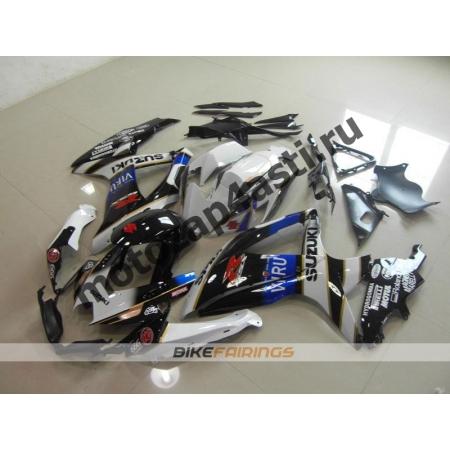Комплекты пластика Suzuki GSXR600-750 08-09 VIRU.