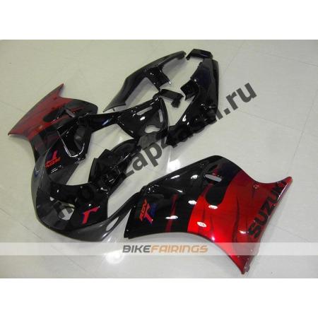 Комплекты пластика Suzuki RGV250 VJ22 Черно-Красный.