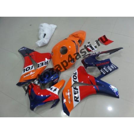 Комплекты пластика Honda CBR1000RR 2008-2011 Repsol.