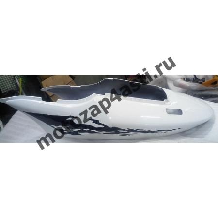 Honda CBR600F4i Цвет Бело-черный