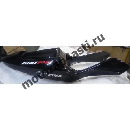 Honda CBR600f4i Цвет черный