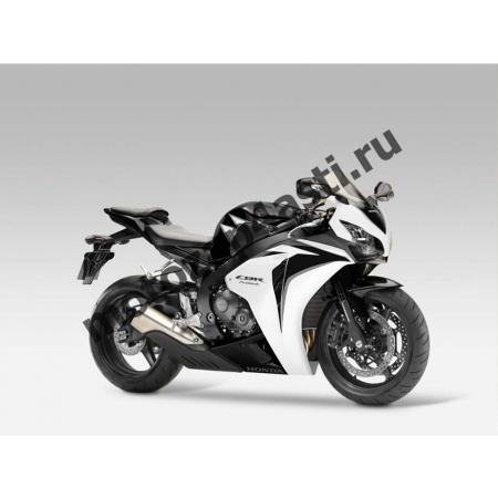 Комплекты пластика Honda CBR1000RR 2008-2011 Штатный Бело-Черный.