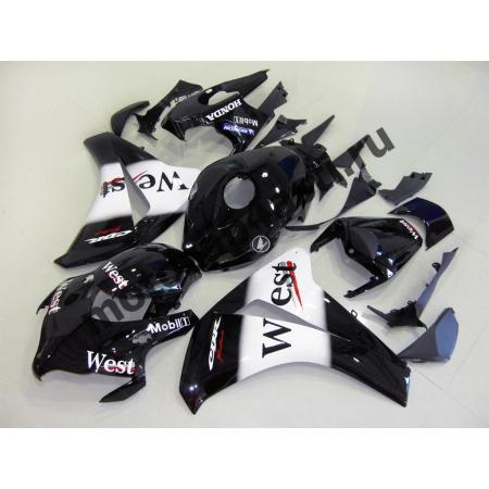 Комплекты пластика Honda CBR1000RR 2008-2011 WEST