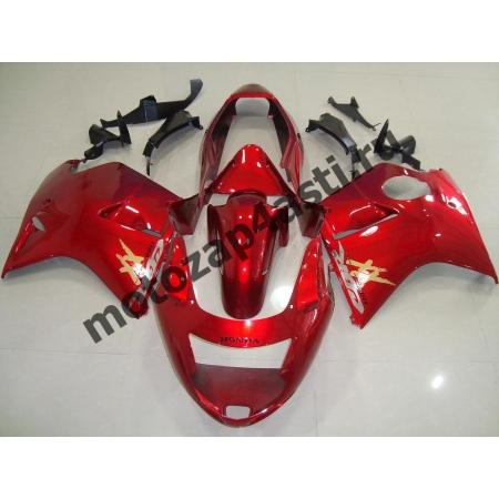 Комплекты пластика Honda CBR1100XX Красный штатный.