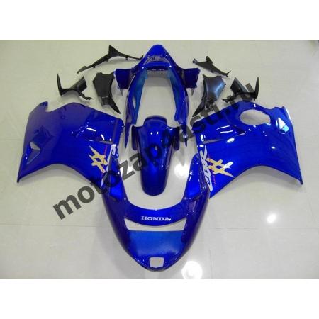 Комплект пластика Honda CBR1100xx Синий Штатный.