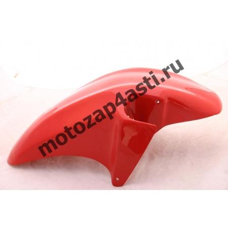 Крыло переднее Honda CBR600F4, CBR600F4i. Красное