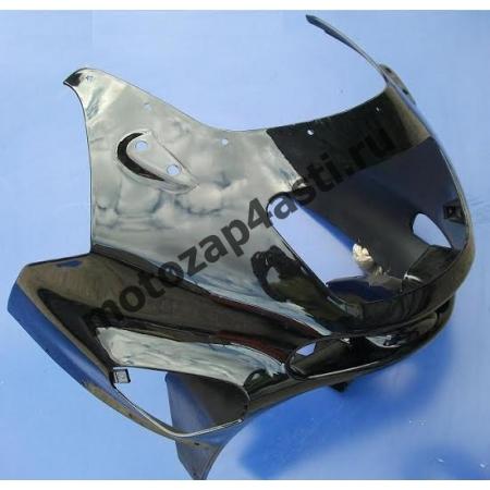 Морда Kawasaki ZZR400II/600 1993-2003 Цвет: Черный