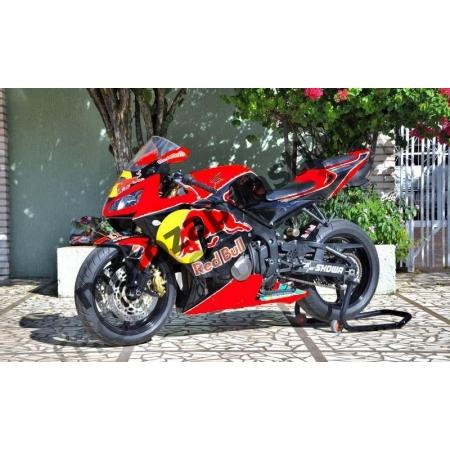 Комплект мотопластика Honda CBR1000RR 2006-2007 RedBull-2 Red