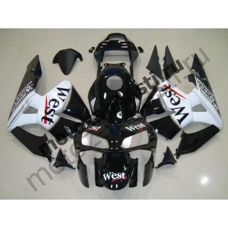 Комплект Мотопластика Honda CBR600RR 03-04 West