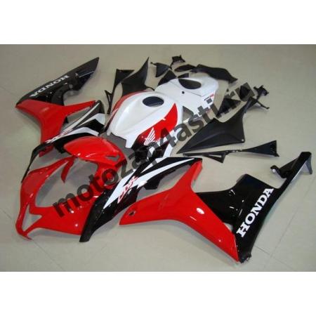 Комплект Мотопластика Honda CBR600rr 09-12 Штатный Красно-Бело-Черный