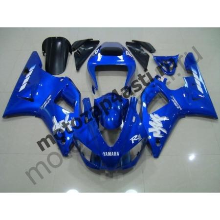 Комплект Мотопластика Yamaha R1 98-99 Синий Штатный