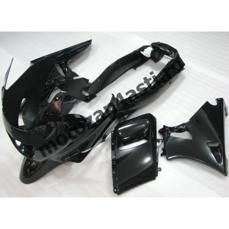Комплект пластика Kawasaki ZZR400II 93-03 Черный.