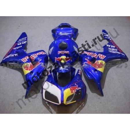 Комплект мотопластика Honda CBR1000RR 2006-2007 RedBull