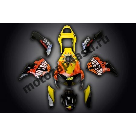 Комплект Мотопластика Honda CBR600RR 03-04 Repsol-V.Rossi.
