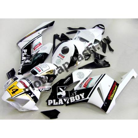 Комплект пластика Honda CBR1000RR 2004-2005 Playboy