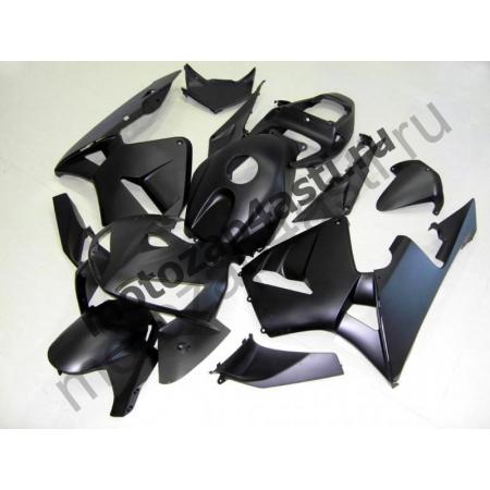 Комплект  Мотопластика Honda CBR600RR 05-06 Черный матовый