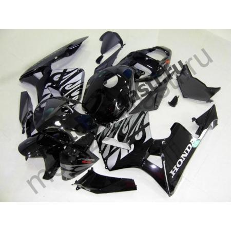 Комплект Мотопластика Honda CBR600RR 05-06 Черный-2.