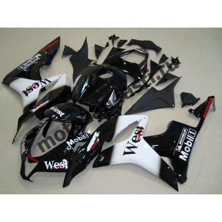 Комплект Мотопластика Honda CBR600RR 07-08 West.