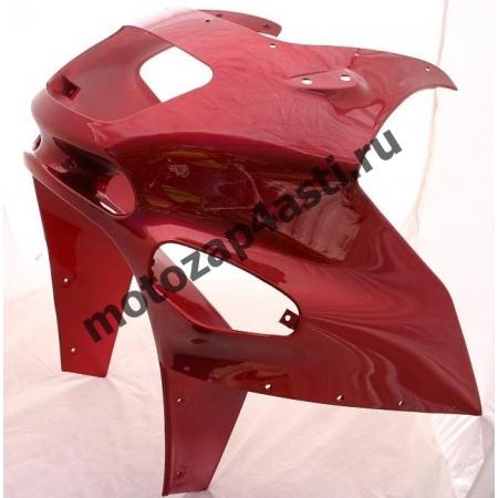 Морда Kawasaki ZZR400II/600 1993-2003 Цвет: Красный