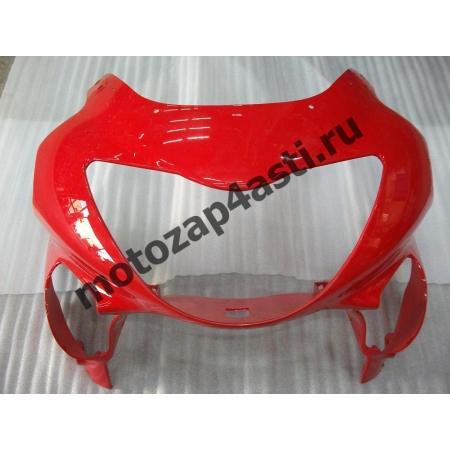 Морда Honda CBR600F4 1999-2000 Цвет: Красный.
