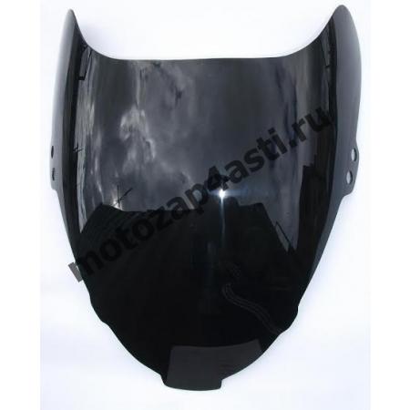 Ветровое стекло RF400 93-99 Дабл Бабл черный