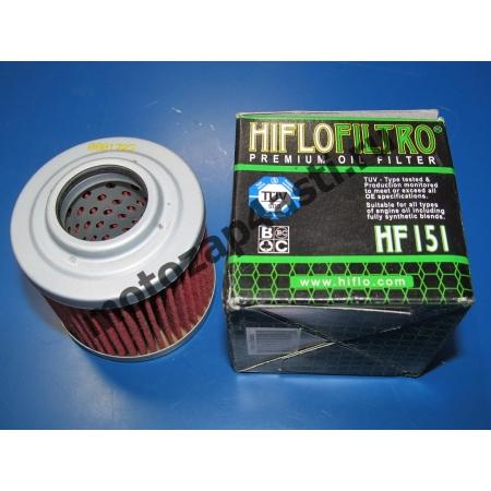 Фильтр масляный Hiflofiltro HF151