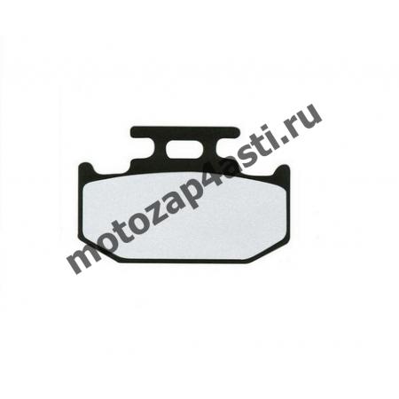 Колодки тормозные ST035 (Nissin 2p-227 EBC FA152,152/2)