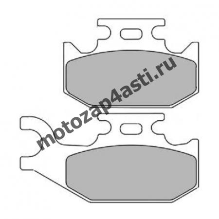 Колодки тормозные ST055 (Nissin 2p-292 EBC FA317)