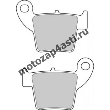 Колодки тормозные ST088 (Nissin 2p-286 EBC FA346)