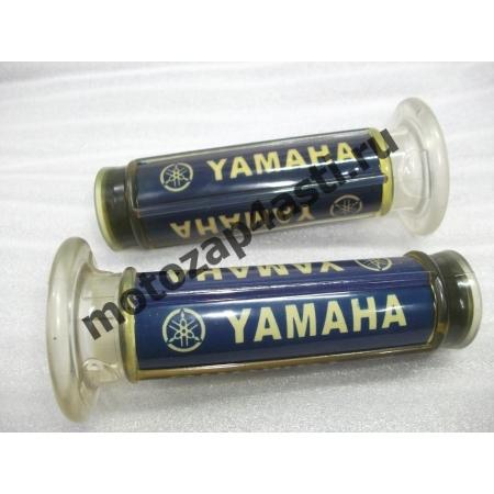Ручки резиновые(гелевые) Yamaha