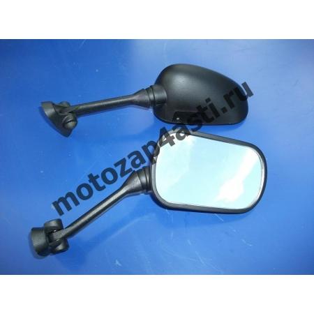 Зеркала для Suzuki GSXR1000 03-06, SV650S 03-12, SV1000S 03-07.